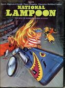 National Lampoon November 1973 Magazine