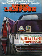 National Lampoon March 1974 Magazine