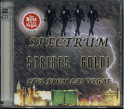 Spectrum Strikes Gold! Live from Las Vegas CD