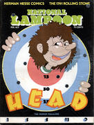 National Lampoon Feb 1, 1971 Magazine