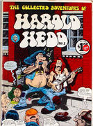 Harold Hedd No. 1 Comic Book