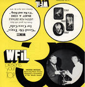 WFIL presents your Top 30 Handbill