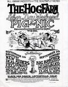 The Hog Farm And Friends Handbill