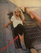 Kim Carnes Poster