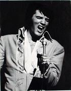 Elvis Presley Vintage Print