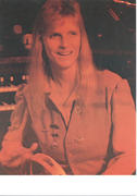 Linda McCartney Postcard
