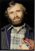 Phil Collins Handbill