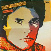 "Rick Nelson Vinyl 10"" (Used)"