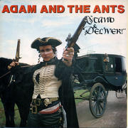 "Adam & the Ants Vinyl 7"" (Used)"