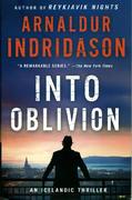 Into Oblivion Book