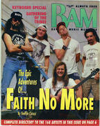 Bam Magazine October 6, 1990 Magazine