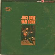 """Dave Van Ronk Vinyl 12"""" (Used)"""