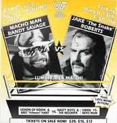 """Macho Man"" Randy Savage Poster"
