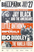 Jay Black & The Americans Poster