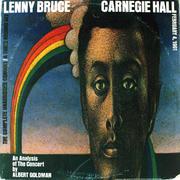 """Lenny Bruce Vinyl 12"""""""