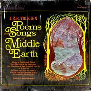 "J.R.R. Tolkien Vinyl 12"" (Used)"