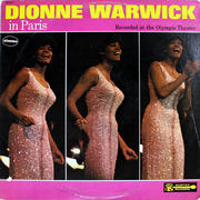 "Dionne Warwick Vinyl 12"" (Used)"