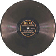 "Louis Armstrong Vinyl 10"" (Used)"