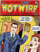 Hotwire: Comix And Capers Book
