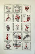 Incubus Serigraph