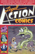 Legal Action Comics Vol. 1 Book
