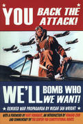 You Back The Attack! We'll Bomb Who We Want Book