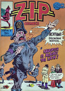 Zip Comics No. 1 Comic Book