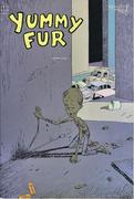 Yummy Fur No. 4 Comic Book
