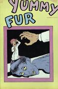 Yummy Fur No. 8 Comic Book