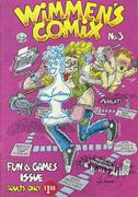 Wimmen's Comix No. 3 Comic Book