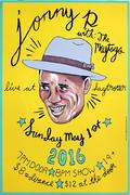 Jonny P Poster