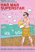 Har Mar Superstar Poster