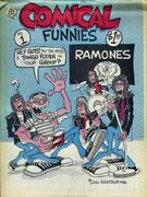 Comical Funnies Vol. 1 No. 1 Vintage Comic