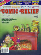 Comic Relief Vol. 6 No. 71 Comic Book