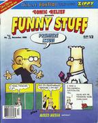 Funny Stuff No. 1 Vintage Comic