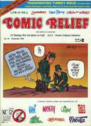 Comic Relief Vol. 2 No. 18 Comic Book