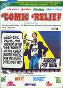 Comic Relief Vol. 3 No. 19 Comic Book