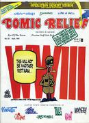 Comic Relief Vol. 3 No. 21 Comic Book