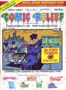 Comic Relief Vol. 3 No. 24 Comic Book