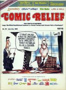 Comic Relief Vol. 5 No. 54 Comic Book