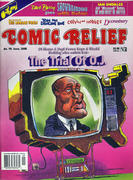 Comic Relief Vol. 5 No. 76 Comic Book