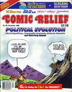 Comic Relief Vol. 7 No. 82 Comic Book