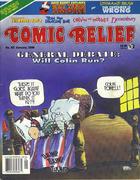 Comic Relief Vol. 8 No. 83 Comic Book