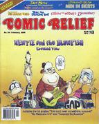 Comic Relief Vol. 8 No. 84 Comic Book