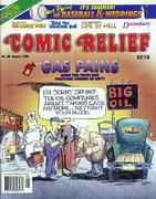 Comic Relief Vol. 8 No. 90 Comic Book