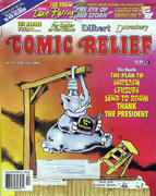 Comic Relief Vol. 11 No. 112 Vintage Comic