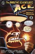 The Amazing Adventures of Ave International #1 Comic Book