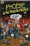 Phoebe & the Pigeon People # 2 Comic Book