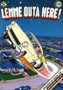 Lemme Outa Here! Comic Book