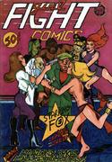 Girl Fight Comics #1 Comic Book